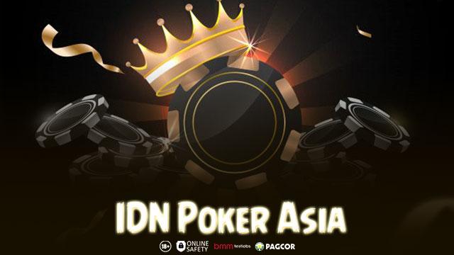 IDN POKER ASIA