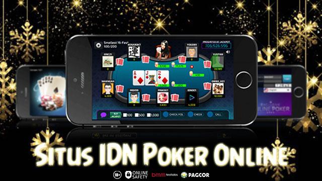 Situs IDN Poker Online